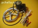 Электродвигатель на медогонку на 12 В